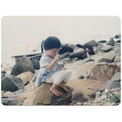 When I am 2 years old at Sabah★☆