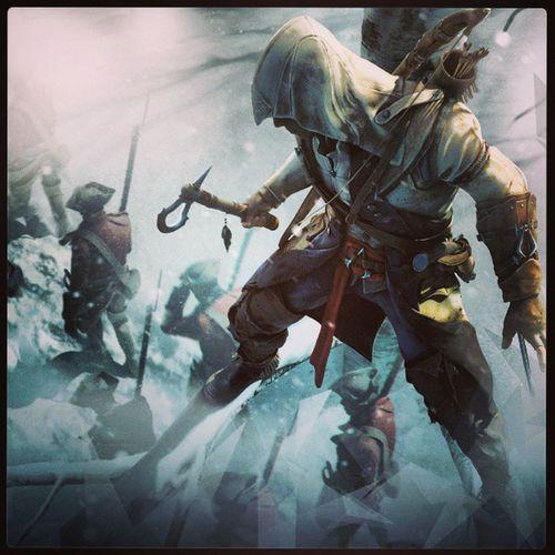 Assassinscreed Ac3 Kill Connor assassin best ps3 game ever fuckingram