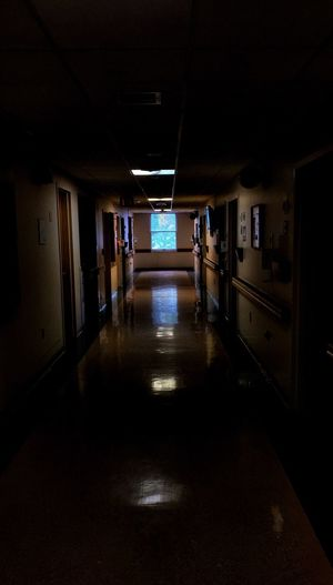 Hospital Corridor Hospital Taking Photos Carol Sharkey Photography Maine
