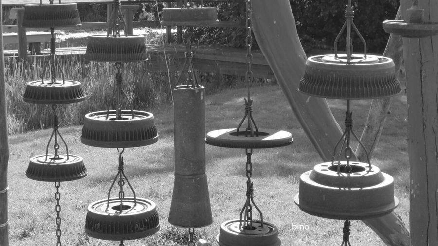 Taking Pictures My Neighborhood Sound Garden Black And White Photography Cool Places No People Cadillac Michigan