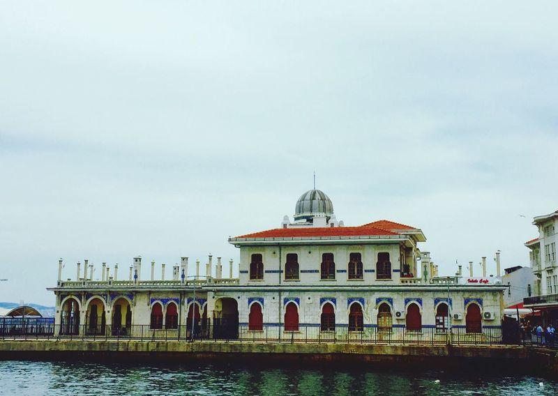 Vapur Iskelesi Büyükada Prinkipo Ferry Terminal IPhoneography Mobilephotography Mobile Photography