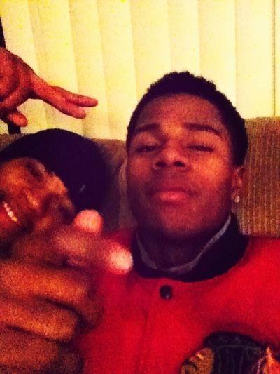 Me & Darren be high asl