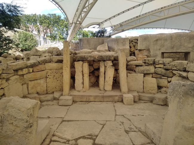 Ancient Ancient Stone Architecture Malta Mediterranean  Tarxien Temples Of Malta Ancient Architecture Ancient Building Ancient Civilization Ancient Ruins Architecture Built Structure Monument Museum Open Air Museum