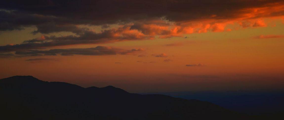 Sunset Sunset Mountain Relaxing Enjoying Life AlpesFrancaises Wild Life French Landscape Perfect Land Rhonealpes Isere  France Relaxing Mountains