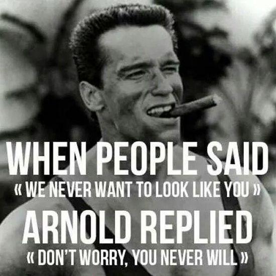 Arnold Motivation Motivacion Workout