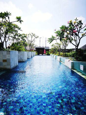 Ramada Hotel Beauty In Nature Freshness Nature Swimming Pool Rooftop Chilling Spot INDONESIA Bali