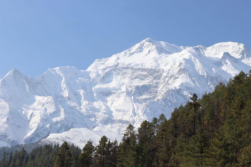 ACT Nepal Snow