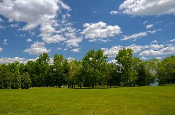 Park in hdr HDR Sky sky Parks Clouds