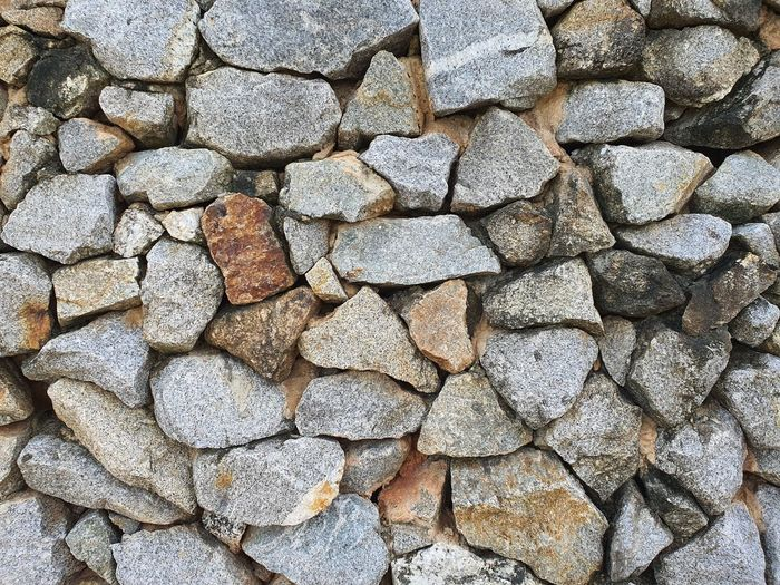 Rock wall. texture and background. exterior