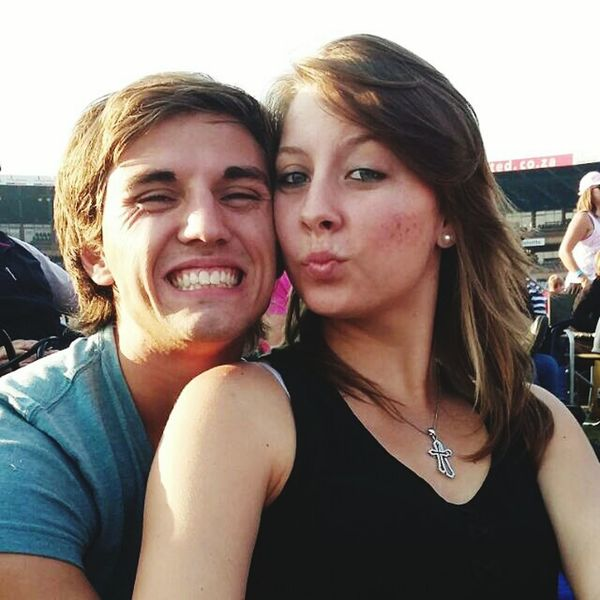 Love ♥ For Ever me and you a kiss