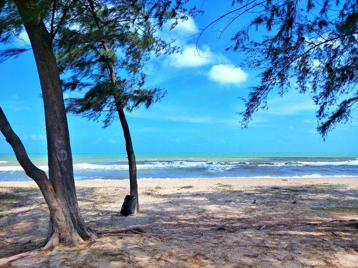 beach in the