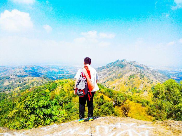 Hiking Id_pendaki Traveling Adventure Alam Indonesia Relaxing Enjoying Life