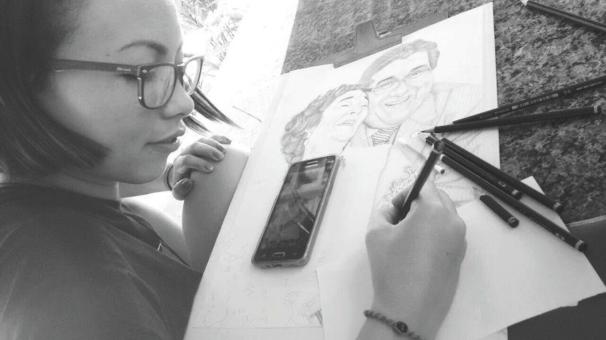 Desenhando.... Draw Drawing Lapis Goodmorning Bomdia Desenho Beautiful Hello World