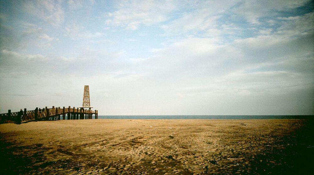 Beach Cloud - Sky Day Landscape Sea