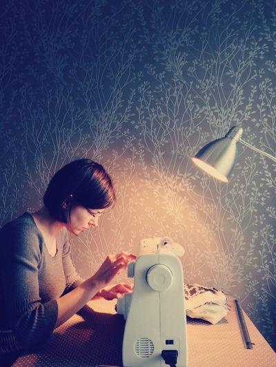 Nadel & Faden Needle Nähen Nähmaschine Designer  Design Handicraft Berlin Atelier Eye4photography  EyeEm Best Shots