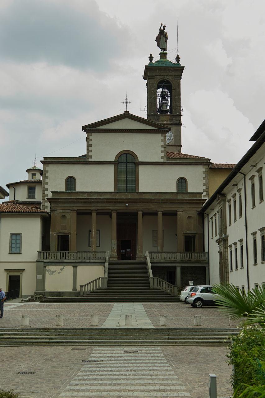 CHURCH AGAINST BUILDINGS IN CITY