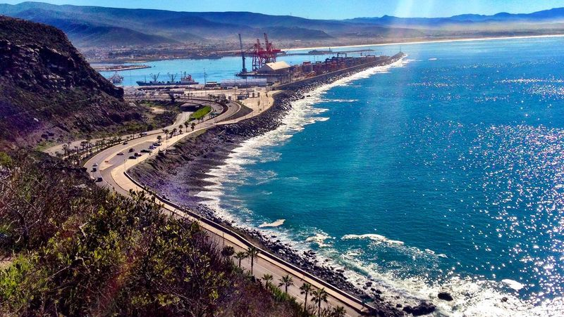 Ensenada Baja!!!....we have the view!!....✨?✌️ Lost In The Landscape Perspectives On Nature