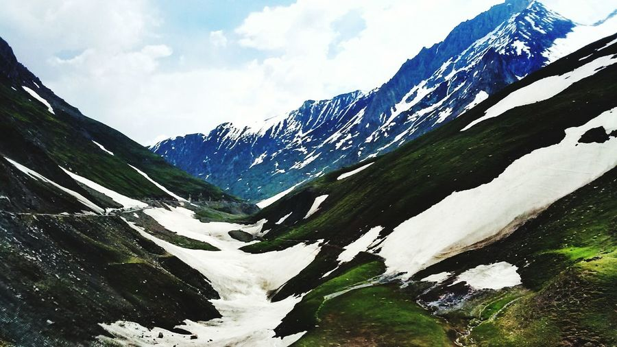 Glacial zone upclose.. Landscape_photography Nature Photography Glaciers Kashmir , India Edge Of The World F2 Filter Landscapes With WhiteWall