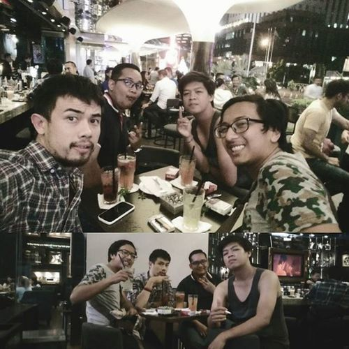 Culture exchange is happening here, tonight!!! Couchsurfing Jakarta Hardrock INDONESIA Malaysia Culture
