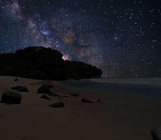 1 From 3 photos Stars is my best friend ASTROPHOTOGRAPHY CONTEST: Astrophoto_16 . . . . . . . Starry Yogyakarta Nature Hobby IndrayantiBeach Gunungkidul Discoveryindonesia Night Stars Beach Fantastic_universe Astrophysics Astrophotigraphy