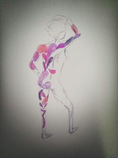 Quicksketch Colour Body Patterns