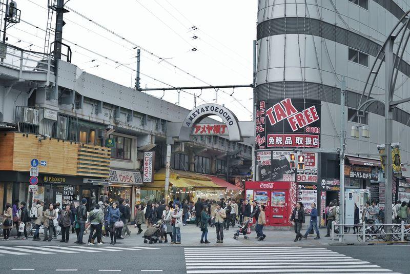 Ameyayokocho/アメ横 Ameyoko Ameyayokocho Hanging Out Streetphotography Shopping Mall Enjoying Life Walking Around Walking Around The City  LUMIX DMC-GM5K