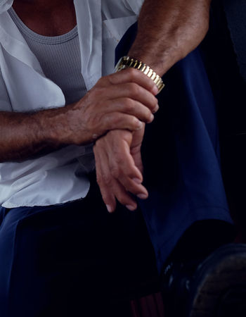 Adult Clothing Coolness Finger Front View Golden Watch Hand Holding Human Body Part Human Hand Indoors  Lifestyles Men Mensfashion Midsection Occupation People Real People Relaxed Time Togetherness Watch The Traveler - 2018 EyeEm Awards