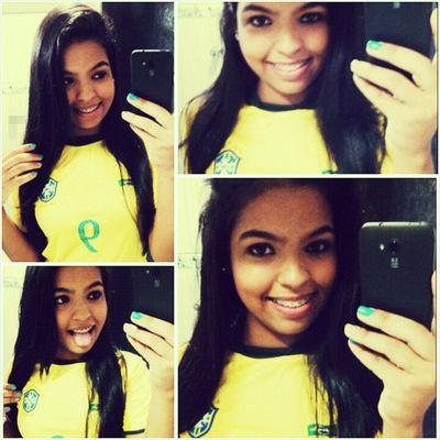 :) FREEEED ❥ HOMEMGOL CAMISA9 Brasil COPA @fredguedes9