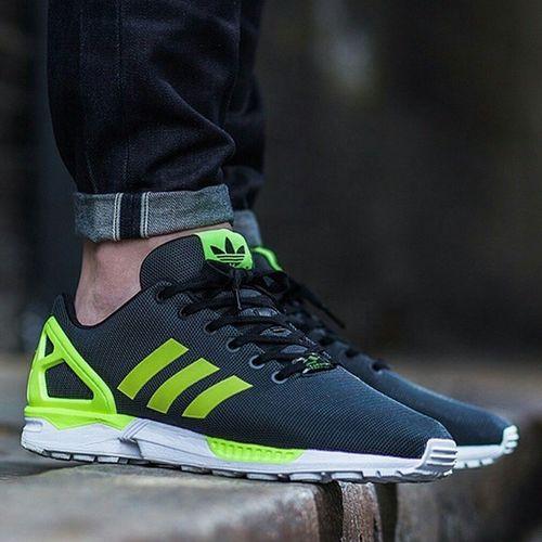 Adidas ZX Flux Base Pack regram @sneakernews Trefoil Trefoil_news Sneakervrch