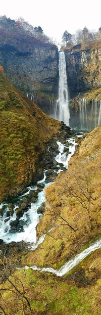 華厳の滝 Nikkou Kegon Falls Falls Landscape Nature No People Beauty In Nature