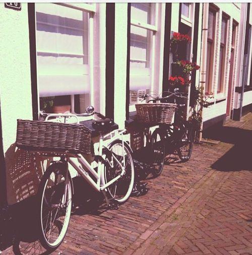 Bike Bikes Bikes With Basket