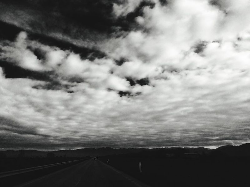 Ontheroad Abruzzo Giovannicasalephotographer Blackandwhite
