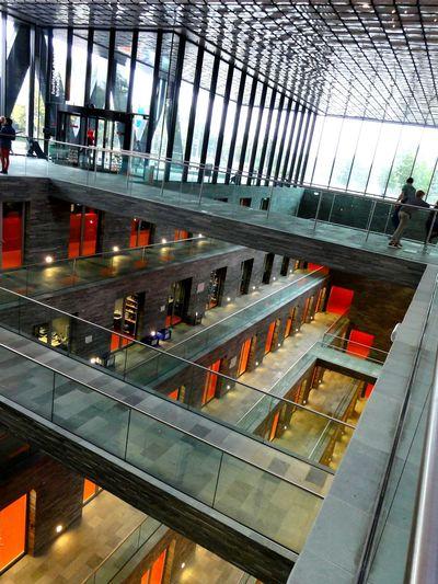 Holland Hilversum Museum Beeld En Geluid Architecture