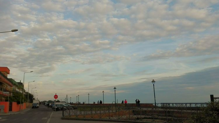 Outdoors Clouds And Sky Cielo E Nuvole Nuvole