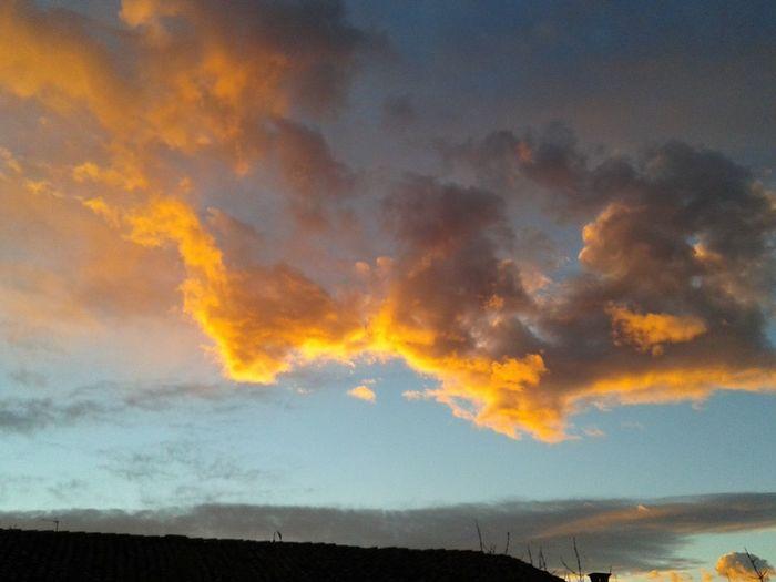 Bel cielo mattutino