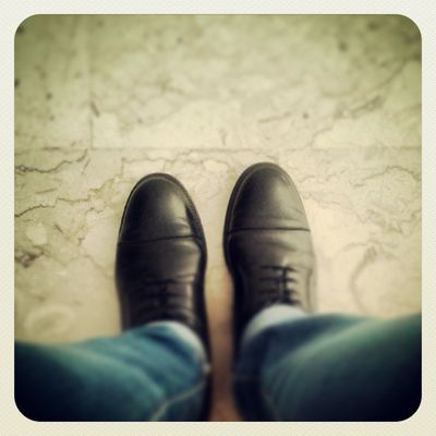 Instagramer Instafollow Instabest Shoes leather light waiting life