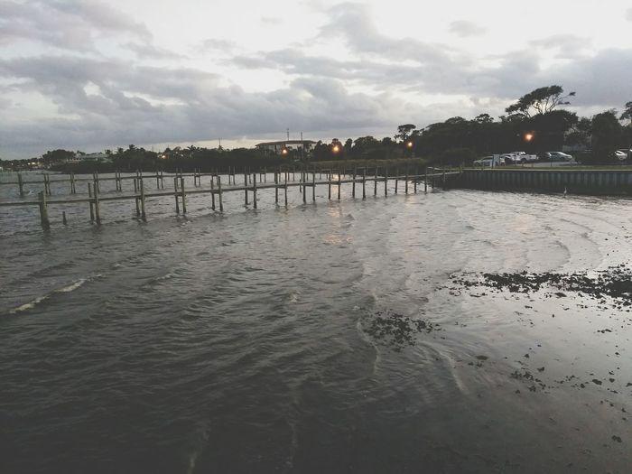 docks Water