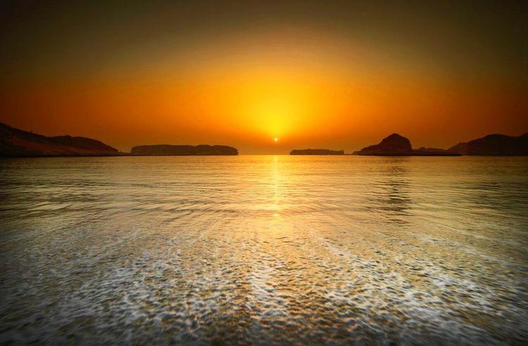 Sunrise Beautiful Nature Oman Stunning Beachphotography Visit Oman Hello World Hidden Treasure