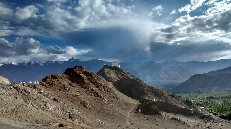 Monastery Prayer Flags  India Ladakh Leh Travellers Life The KIOMI Collection