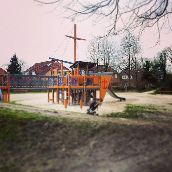 Egelserwald Spielplatz Wind Kinderhabenspa ß