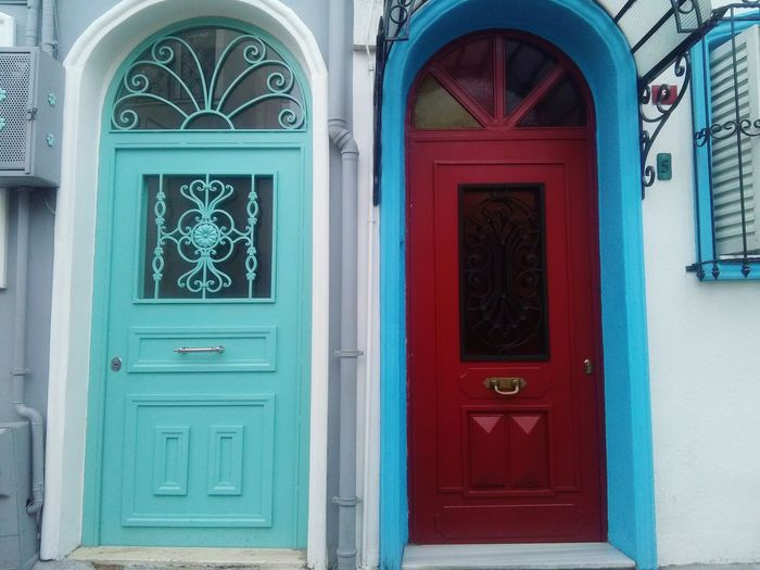 Door History Multi Colored Closed Entrance Architecture Building Exterior Built Structure