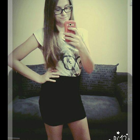 Spódniczka Mini Sobotabawimy Happy :)