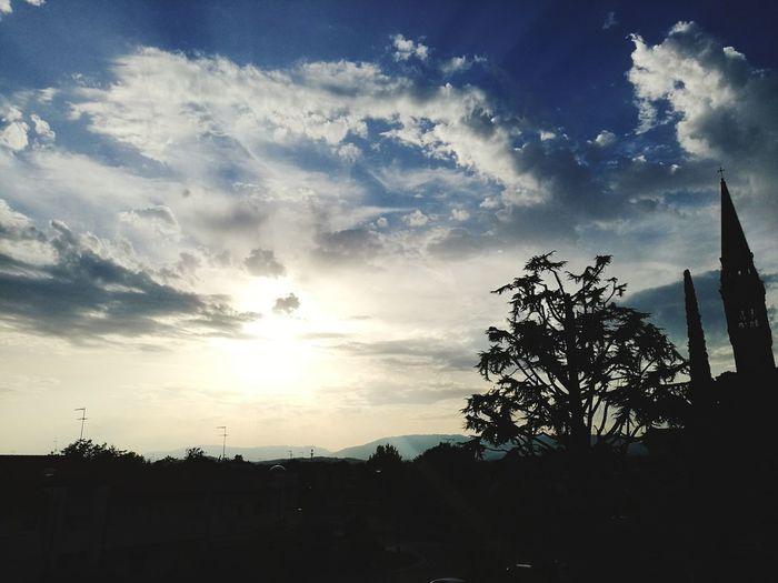 Sunset Dramatic Sky Cloud - Sky Sky EyeEm Best Shots - Nature