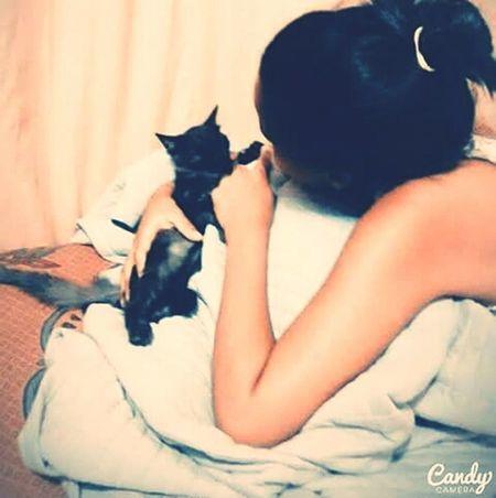 Minha riqueza, os animais tem o dom de amar intensamente.
