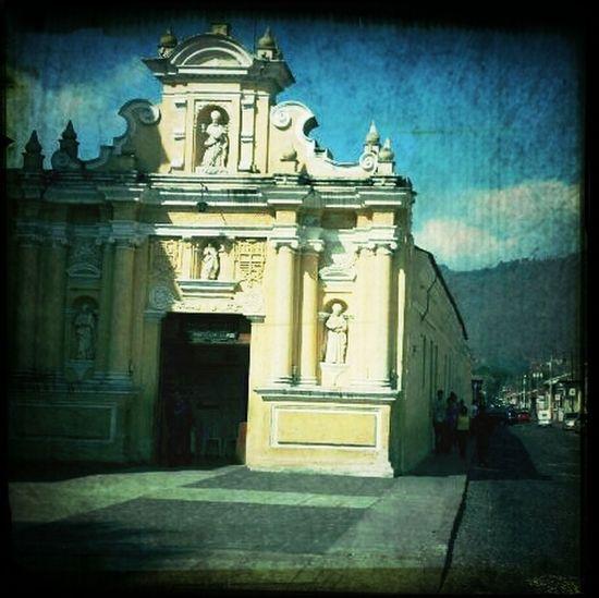 Antigua Guatemala. Enjoying The View
