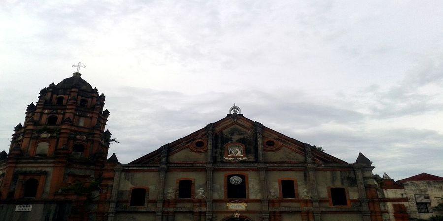 Saints Peter and Paul Parish Church Taking Photos Eyeem Philippines Mobile Photography Feeling Thankful