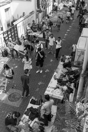 Kuala Lumpur October 8-9, 2016 Black And White Candid China Town Daily Life Decisive Moment Flea Market FUJIFILM X100S Kuala Lumpur Mahfuz Jaffar Pasar Karat People Petaling Street Public Places Street Life Street Photographer-2016 Eyem Awards Street Photography