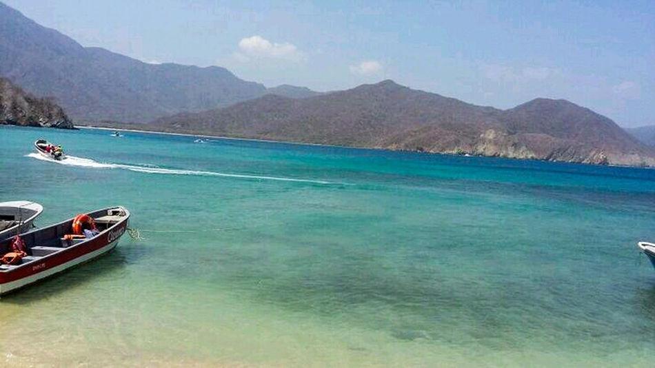 Playa Cristal Santamarta ParqueTayrona Paraisonatural Colombia Tayrona Tayrona Natural Park Sea Beach