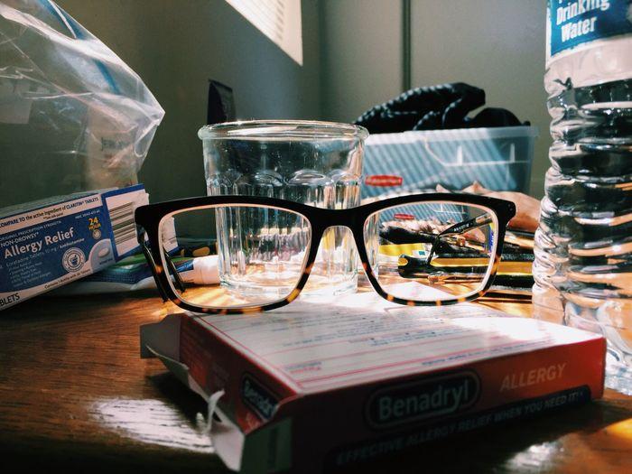 Colors Glasses