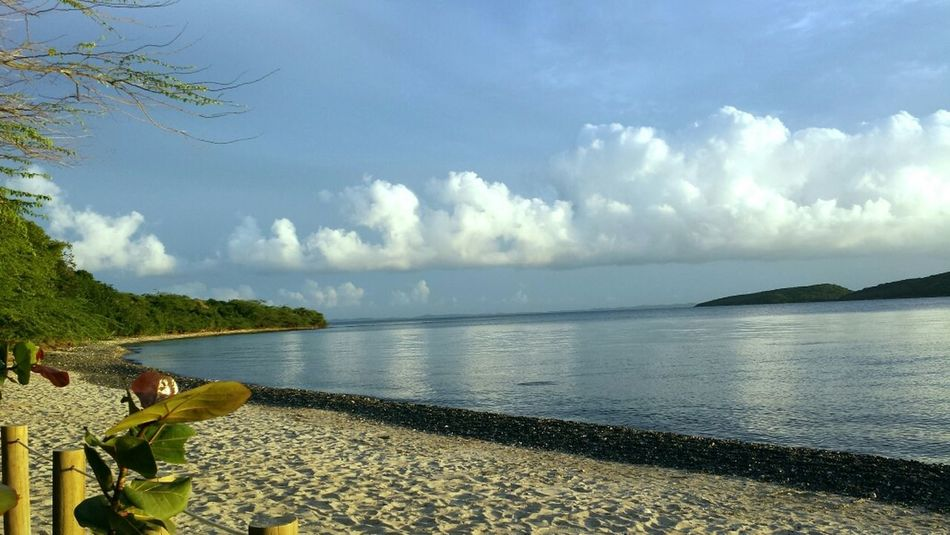 """""""Every morning was a cheerful invitation to make my life of equal simplicity, and I may say innocence, with Nature herself."""" by Henry David Thoreau Beach Photography Beach on Tamarindo Beach on Isla Culebra , Culebra, Puerto Rico"""